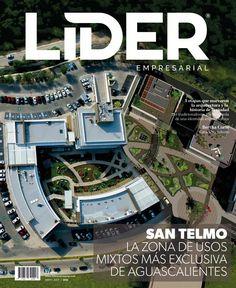 Revista Líder Empresarial No. 268