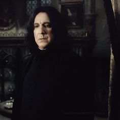 tragic hero Severus Snape