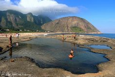 Pedras de Itacoatiara - Niteroi - Rio de Janeiro
