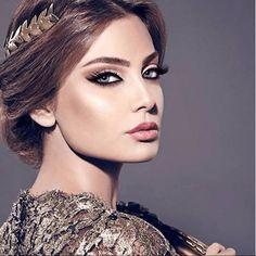 Comment réaliser un maquillage libanais ? Maquillage Mariage  OrientalMaquillage