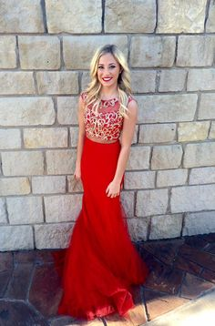 .@peyton_mabry looks perfect in style #2446