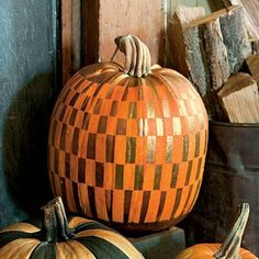 ~Pumpkins I am going to make or in process of making for halloween
