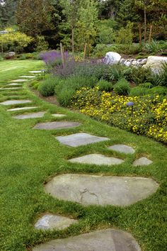 Natural Stone Pathways | Gardening | Pinterest | Natural Stones, Stone And  Natural