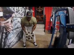 OLD SCHOOL BACK WORKOUT| BIG ROB & CT FLETCHER - http://supplementvideoreviews.com/old-school-back-workout-big-rob-ct-fletcher/
