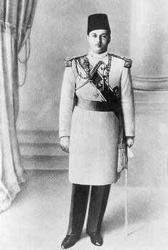 الملك فاروق 1936