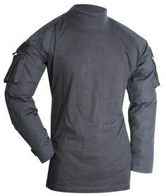 combat shirt black - Google Search