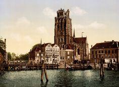 vintage everyday: Wonderful Vintage Photochrom Prints of the Netherlands before 1900