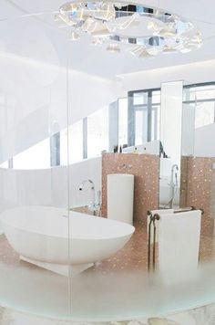 Bathroom of 마임비전빌리지 Maiim Vision Village, South Korea
