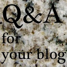 Use Q&A; on your blog for an endless stream of great post ideas; your customers will provide the Q, you provide the A.