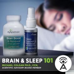 Podcast: Brain and Sleep Support 101