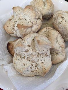 Ecco il pane per la mia bambina  senza glutine!