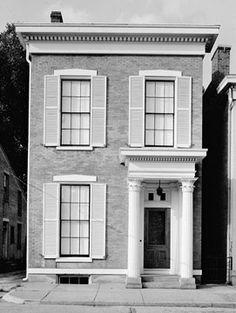 madison+indiana+costigan+home | Costigan House - Madison, Indiana, architect Costigan built this home ...