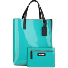 MARNI Block-coloured shopper