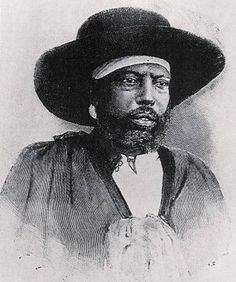 November 2, 1889 Menelik II was crowned Negusa-Nagast (King of Kings) of Abysinnia, Ethiopia. By 1899 Abysinnia had extended as far as Kenya in the south, Somaliland in the East, and the Sudan in the West. During his reign, Menelik devoted much of his time to the building of railroads, schools, hospitals and industries. Menilik II is probably most known for leading his country to victory over the Italian forces who sought to colonize his country in 1896.