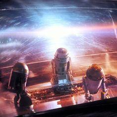 #StarWars #SpotlightOfTheWeek - Astromech Droids: Deep Space Mechanics
