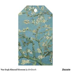 Shop Van Gogh Almond blossom Gift Tags created by ArtDutch. Theo Van Gogh, Van Gogh Almond Blossom, Van Gogh Museum, Vans Shop, Dutch Painters, Blossom Trees, Vincent Van Gogh, Gift Tags, Artist