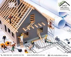 Build your home with our best home builders in Melbourne which is innovated and has experienced builders in the firm. We are the house builder in Melbourne that customize your home according to the latest trends with our professional architect. Best Home Builders, Custom Home Builders, Custom Homes, Local Builders, Building Design, Building A House, Pre Engineered Buildings, Looking For Houses, Building Contractors