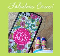 Perfect for working out...love these floral phone cases, tough & all!