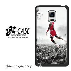 Michael Jordan DEAL-7152 Samsung Phonecase Cover For Samsung Galaxy Note Edge
