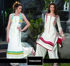 The #classic style for #eastern women. To buy or order any dress: Email: threaderpk@gmail.com Phone: 00923472076667