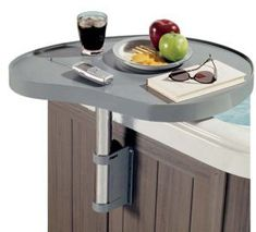 Spa Caddy, Spa Side Table