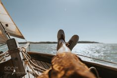 500px Editors Choice : Chilling on a boat by simonsayspose