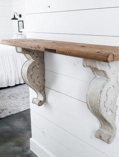 Recycled Decor, Recycled Wood, Rustic Shelves, Wooden Shelves, Shabby Chic Shelves, Antique Shelves, Vintage Shelf, Diy Home Decor, Room Decor