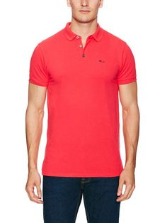 Marc by Marc Jacobs Polo: Neon Red