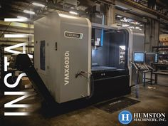 109 Best Humston Machinery images in 2018 | Cnc machine, Indiana
