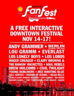 Free Fun in Austin: Austin Fan Fest: Free Four-Day Festival