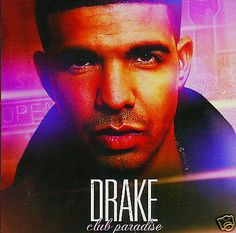 Club Paradise Drake - Collector's Mixtape Mix CD