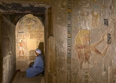 10.3 Part III. Egypt Option A. Hatshepsut. The King Herself : What motivated Hatshepsut to rule ancient Egypt as a man while her stepson stood in the shadows? Article from National Geographic.