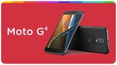 Smartphone Motorola Moto G 4ª Geração 16GB Dual Chip 4G Câm. 13MP + Self...