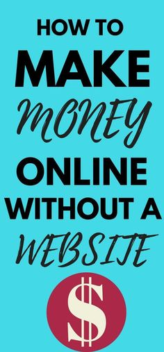 How to make money online without a website. This article speaks about doing affiliate marketing without a blog or website and ways in which you can make money without having to start a blog or website. To learn how to make money online from home without maintaining a blog or website read this article
