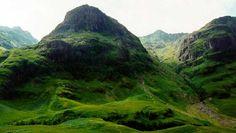 Scotland - beautiful scenery
