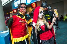 DC vs WALKING DEAD Cosplay Mashup | SDCC 2013