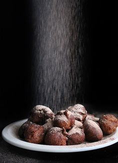 Cocoa Fritters