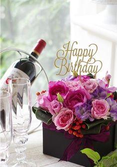 Happy Birthday Flowers Wishes, Happy Birthday Celebration, Birthday Wishes And Images, Birthday Blessings, Happy Birthday Pictures, Happy Birthday Fun, Birthday Wishes Cards, Happy Birthday Messages, Happy Birthday Greetings