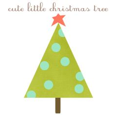 cute little christmas tree; Christmas Tree Clipart, Little Christmas Trees, Christmas Gift Tags, Christmas Love, Christmas Deco, Merry Christmas, Free Christmas Printables, Free Printables, Project Life Scrapbook