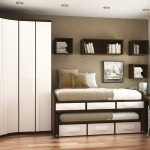 Awesome Space Saving Ideas For  Bedroom Interior Design
