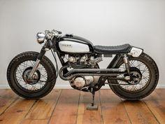Honda cb550 Cafe Racer #motorcycles #caferacer #motos | caferacerpasion.com