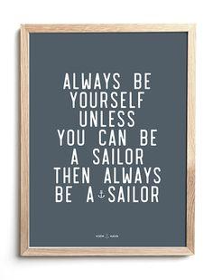Always be a Sailor