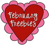 Dragonflies in First: Valentine's Day Freebies