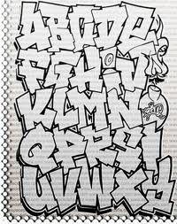i am getting pretty good at the graffiti drawing