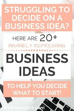 20+ insanely refreshing business ideas to help you decide what to start! #women #entrepreneur #startup #business  To sign your business up to be added to our platform, visit us at enterprisersuite.com