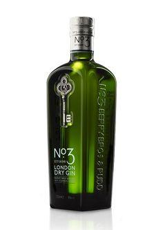 Nº3 London Dry Gin fue premiada como la mejor ginebra del año en el International Spirits Challenge