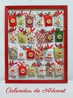 Calendar de Advent cu activitati - Clipe Frumoase cu Ema 9 And 10, Advent Calendar, Holiday Decor, Christmas, Home Decor, Xmas, Decoration Home, Room Decor, Weihnachten