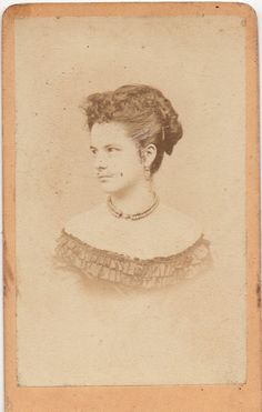 1869___ Hungarian Lady. by József Borsos