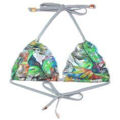 Brazilian Bikini Top Swimsuit Swimwear Arpa Bikineria Paraty