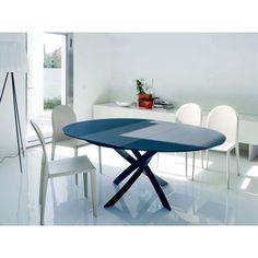 Tavolo Moderno Allungabile Bontempi.113 Fantastiche Immagini Su Tavoli Allungabili Dining Room Dining